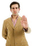 Stoppen Sie Hand Stockbilder