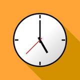 Stoppen Sie Ikone, Vektorillustration, flaches Design EPS10 ab Stockbild