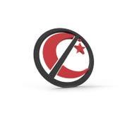 Stoppen Sie ISIS Islamic State vom Irak und von Syrien Stockbilder