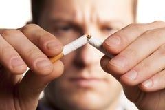 Stoppen Sie zu rauchen Lizenzfreies Stockbild