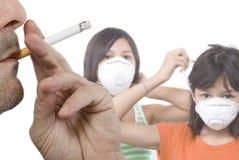 Stoppen Sie zu rauchen Stockfotografie
