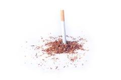 Stoppen Sie zu rauchen Lizenzfreies Stockfoto