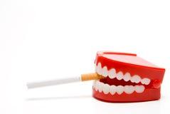 Stoppen Sie zu rauchen Stockfoto