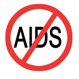 Stopping AIDS Royalty Free Stock Photos