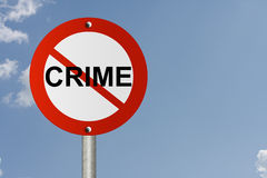 Stopping Crime Stock Photography