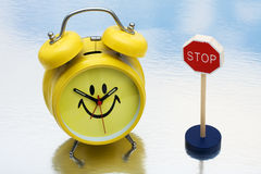 Stopping Time Stock Photos