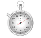 Stopwatch. Royalty Free Stock Image