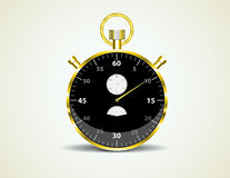 stopwatch Fotografia Stock Libera da Diritti