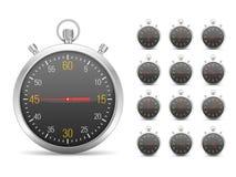 stopwatch Immagine Stock Libera da Diritti