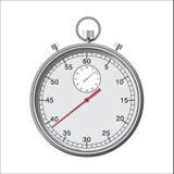 Stopwatch  or chronometer Stock Photos