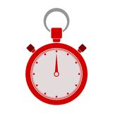 Stopwatch icon Stock Images