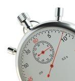 stopwatch Isolato su bianco illustrazione vettoriale