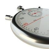 stopwatch Isolato su bianco illustrazione di stock