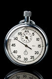 Stopwatch retro Royalty Free Stock Photography