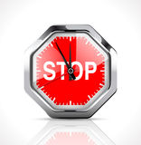 Stopwatch - Stop time. Stopwatch - Stop watch time concept Stock Photography