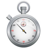 Stopwatch time icon Royalty Free Stock Photography