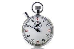 Stopwatch, timer, chronograph, classic stopwatch, deadline, deadline, Royalty Free Stock Image