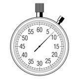 Stopwatch, tool of measurement Stock Photos