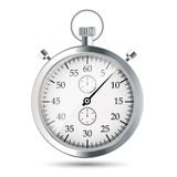 Stopwatch vector illustraion Royalty Free Stock Photography