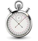 Stopwatch vintage design Stock Image