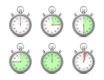 Stopwatch - XL royalty ilustracja