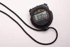 stopwatch zero zdjęcie stock