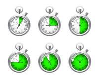 Stopwatches  Stock Photo