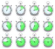 Stopwatchs Stock Photo