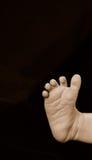 stopy dziecka Zdjęcie Stock