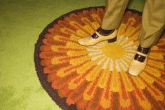 stopy męskiej pary obrazy stock