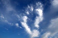 stopy niebo Obrazy Stock