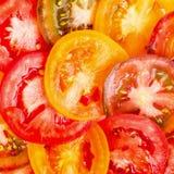 Stor abstrakt bakgrund av olik färg för sund naturlig mat Royaltyfri Fotografi