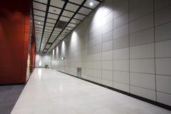 stor affärskorridor Royaltyfria Bilder