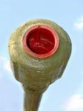 Stor artillerikanon Royaltyfria Foton