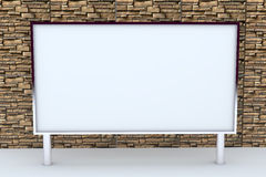 stor blank ask för bakgrund 3d Arkivbild
