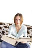 stor bokbenägenhet Royaltyfria Foton