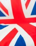 stor britain flagga Arkivfoton