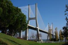 stor bro Arkivbilder