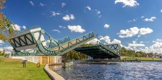 Stor bro, bro - HDR Arkivbilder