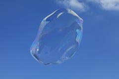 stor bubbla Arkivbild