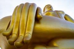 Stor Buddha Royaltyfri Fotografi