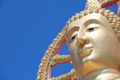 Stor Buddha Arkivfoto
