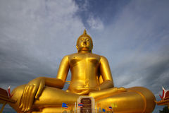 Stor Buddha Royaltyfri Bild