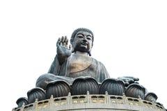 Stor Buddha Arkivbilder