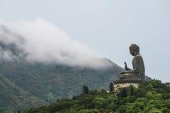 Stor Buddha Royaltyfria Foton