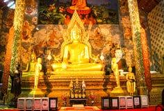 Stor Buddha 022 Royaltyfri Bild