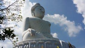 Stor Buddha av förskoning Royaltyfria Foton