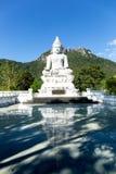 stor buddha bild Arkivbild