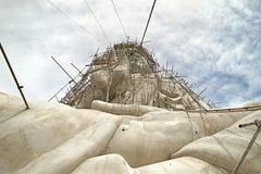 stor buddha bild Royaltyfri Fotografi