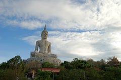 stor buddha bild Arkivfoto